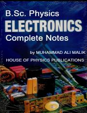 Recommended Books 1 Thomas L Floyd Electronics Fundamentals