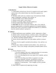 Sample Outline Rhetorical Analysis MOD (1).docx