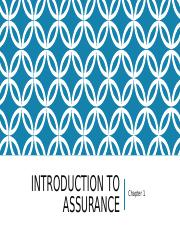 Introduction_to_Assurance_-_Chapter_1_Notes