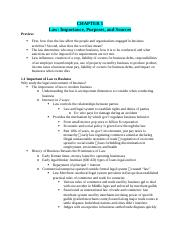 BUL3310 Exam 1 Notes