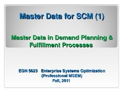 EGN_5623 Master Data for SCM 1 final