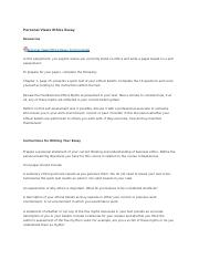 Personal Views Ethics Essay - image 2