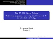 World_Politics_Lecture_Slides_Octobe_21th