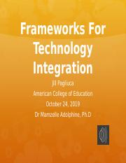 Final Assigment 4 Technology integration Models.pptx