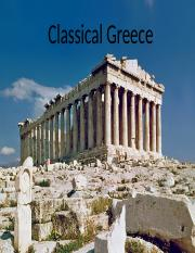 03 Classical Greece