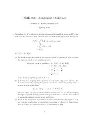 assignment-3 solutions