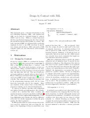 Design by Contract with JML.pdf