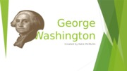 George Washington pwp