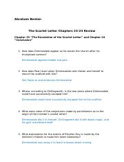 The_Scarlet_Letter_Chapters_23-24_Review_Worksheet Abraham Benton