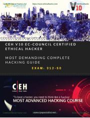 Ethical Hacking Course Pdf