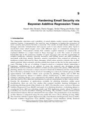 09of20 - Hardening Email Security via Bayesian Additive Regression Trees.pdf