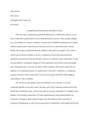 Exemplification/Classification and Division Essay.docx