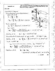 276_Mechanics Homework Mechanics of Materials Solution
