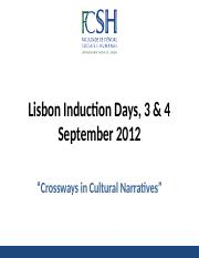 Crossways induction days-2