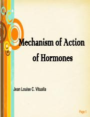 Mechanisms of Hormones.pdf