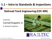 1.1 CEE409 - Intro to Standards & Inspections - 2015