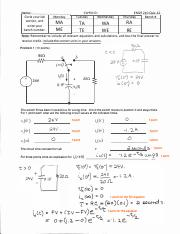 ENGR 210 Fall 2016 Quiz 12 Solutions