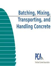 Transporting and Handling of concrete.ppt