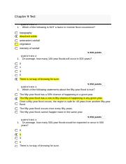 Chapter 9 Quiz GEOL 3404.docx