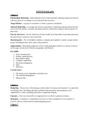 Study Guide for SASM 1010.docx