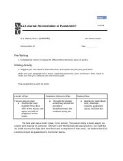 5.1.3 Journal_ Reconcilation or Punishment_.docx