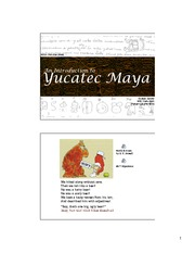 Yucatec_midterm review