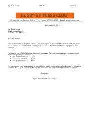 Bugbys fitness club.docx