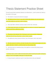Thesis Statement Practice Sheet.docx