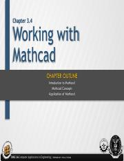 3-4 Working with Mathcad.pdf