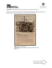 WWI Advertising Assessment_1.pdf