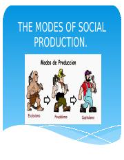 THE MODES OF SOCIAL PRODUCTION.pptx