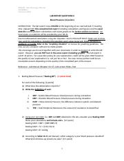 K409 - Lab 6-Blood Presssure lab Questions.docx
