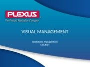Visual Management Presentation