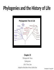 Lecture 3 - Phylogenies and History of Life EC.pptx