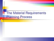 IS365SAPMaterialRequirementsPlanningProcess