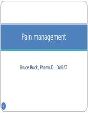8 Pain Meds part 1 NSAID opioids.ppt