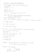 stochastic simulation notes