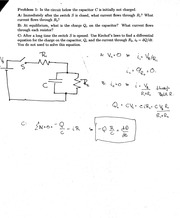 Phys 200 Midterm 2 Solutions