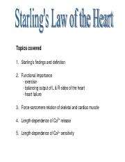 L6Starlings Law of the Heart 6