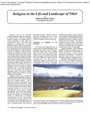 Religion in the Life and Landscape of Tibet.pdf