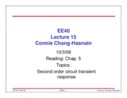 EE40_Fall08_Lecture15