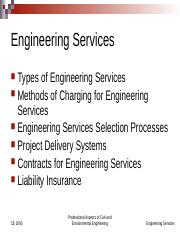 Lecture+#9A+Engineering+Services