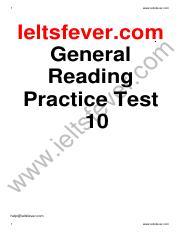 A- G Test-8 pdf - 1 WWW IELTSFEVER COM W W W I E LT S FE V E R C O M