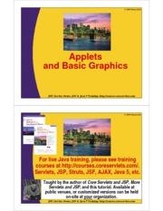07-Applets-and-Graphics