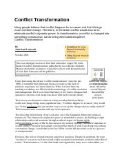 Conflict Transformation.docx
