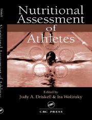 Nutritional Assessment of Athletes.pdf