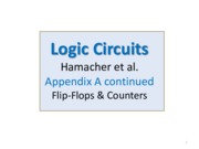 L8_Logic Circuits 5-Flip-Flops, Counters revisited.pdf