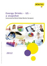 Mintel Energy Drink Industry Report