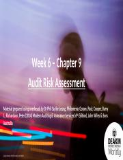 Topic 6 - Chapter 9 - Slides