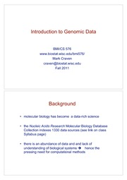 genomic-data